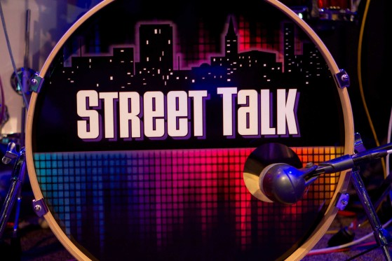 Street Talk Band - Custom Drumset Cover